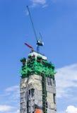 Высокая конструкция подъема Стоковая Фотография