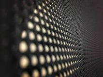 Высокая концепция сети разрешения пефорировала предпосылку сетки текстуры картины Стоковые Изображения RF