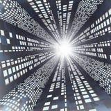 высокая скорость данным по хайвея Стоковое Изображение RF