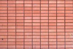 Высокая текстура разрешения красной кирпичной стены Класть горизонтальный t Стоковые Изображения