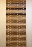 Высокая текстура разрешения красной кирпичной стены Класть горизонтальный t Стоковое фото RF