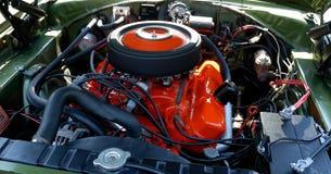 высокая эффективность двигателя автомобиля Стоковое Изображение RF