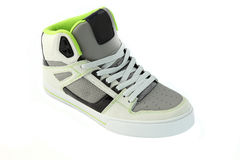 высокие ботинки Стоковое Фото