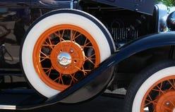 Высокие детали автомобиля класса Стоковое Изображение RF