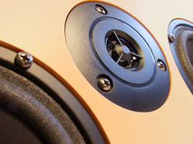 высокие звуки Стоковое Изображение RF