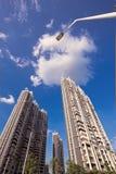 Высокие здания Стоковое Изображение RF