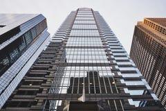 Высокие здания города Стоковые Изображения RF
