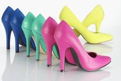 Высокие каблуки Стоковые Фото
