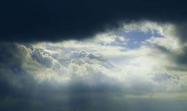 Высокие королевства воздуха стоковое фото