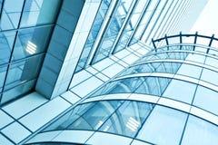 высокие небоскребы здания подъема Стоковые Фотографии RF