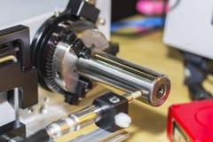 Высокие точность и современный зонда для размера или runout измеряя для промышленных работ стоковые фото