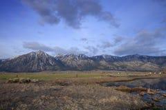 Высокие Sierras стоковое изображение rf
