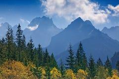 высокие tatras Стоковая Фотография RF