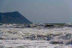 Высокий берег. Стоковые Изображения RF