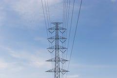 Высокий вольт стоковая фотография rf