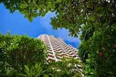 Высокий кондоминиум Стоковая Фотография RF