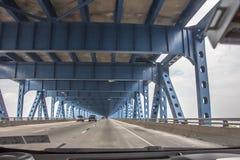 Высокий мост Филадельфии Стоковые Изображения RF