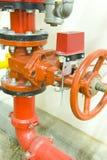 высокий напорный клапан Стоковое фото RF
