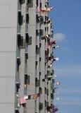 высокий подъем прожития Стоковое фото RF