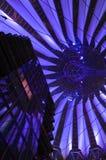 высокий пурпуровый техник стоковые изображения