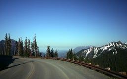 высокий путь Стоковое Изображение RF