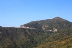 высокий резервуар острова Стоковые Фотографии RF