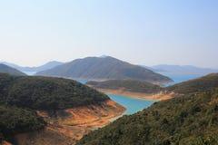 высокий резервуар острова Стоковое Изображение RF