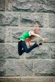 высокий скакать стоковая фотография rf