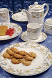 высокий чай Стоковое Фото