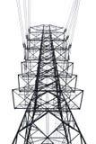 Высоковольтные башни Стоковые Фотографии RF