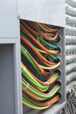 Высоковольтная проводка Стоковые Фото