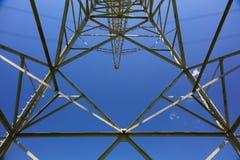 Высоковольтная энергия Стоковые Изображения RF