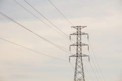 Высоковольтный поляк Стоковое Фото