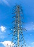 Высоковольтный поляк стоковая фотография rf