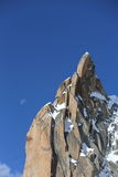 высокогорная гора ландшафта Стоковое Фото