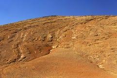 Высокогорный ландшафт в горах атласа Стоковое фото RF