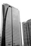 Высокое здание в столице Стоковые Фотографии RF