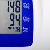Высокое кровяное давление стоковая фотография rf