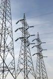 высокое линейное напряжение Стоковая Фотография RF