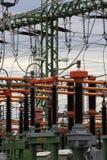высокое напряжение тока переключателя Стоковое Изображение RF