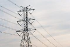 высокое напряжение тока штендера ii Стоковые Изображения