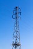 Высокое напряжение Стоковое фото RF