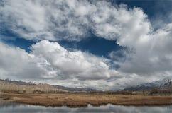 высокое небо Стоковые Изображения RF