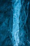 Волна подземелья льда Стоковые Изображения RF