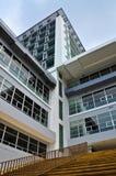 Высокое современное здание, Таиланд Иллюстрация вектора