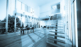 Высококачественный офис Стоковые Фотографии RF