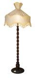 высокорослое светильника богато украшенный Стоковые Фото
