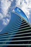 Высокорослая башня развития в Москве, России стоковая фотография