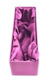 Высокорослая изолированная подарочная коробка Стоковые Изображения RF