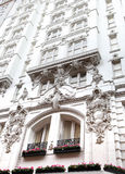 Высокорослое историческое здание Стоковые Изображения RF